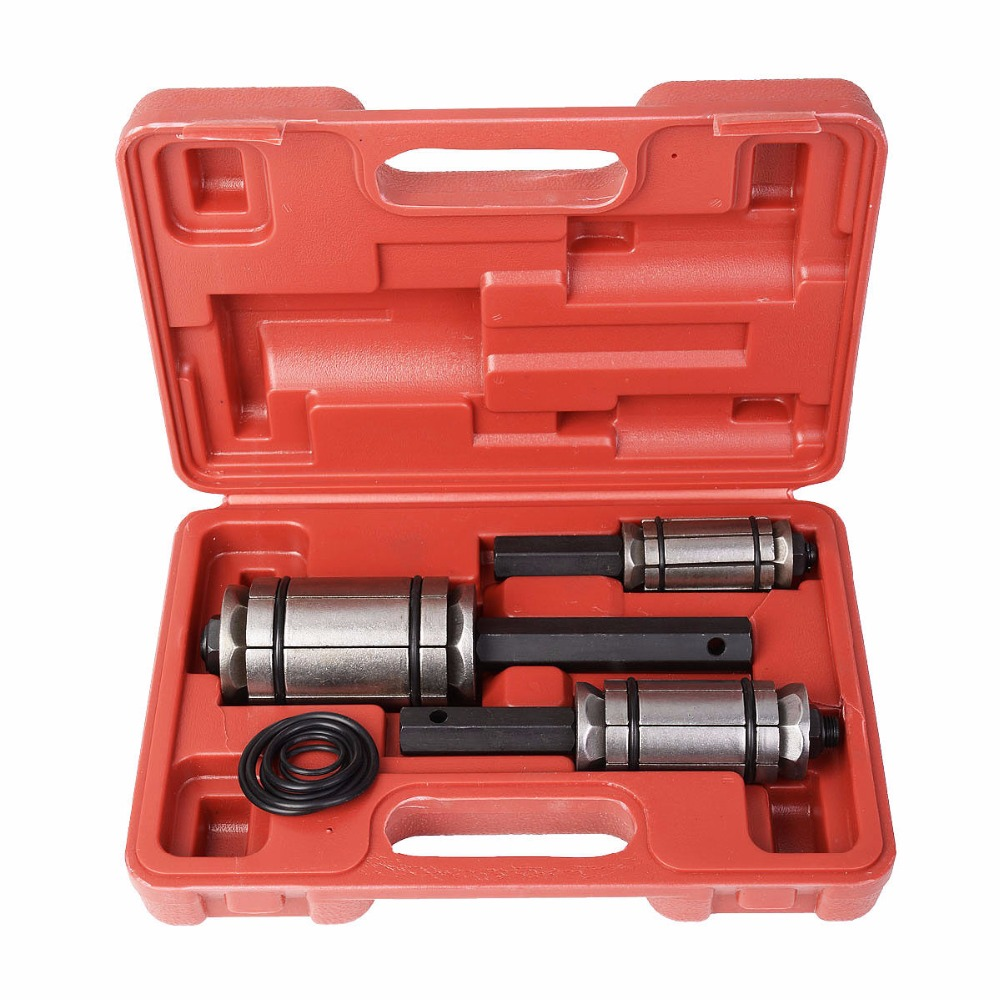 New 3 PC MUFFLER TAIL AND EXHAUST PIPE EXPANDER 1 1/8 to 3 1/2 TOOL SET w/Case  Free Shipping AT3644<br><br>Aliexpress