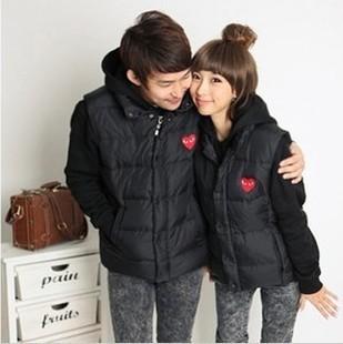Mens Vest For Men Jacket Man Colete Masculino Chaleco Hombre Waistcoat Warm Lovers Coat Mens Coats Veste Homme(China (Mainland))