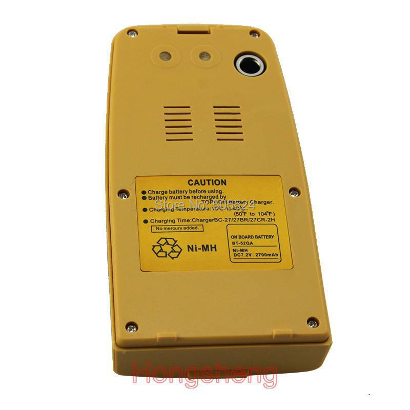 Topcon total station battery BT-52Q Battery