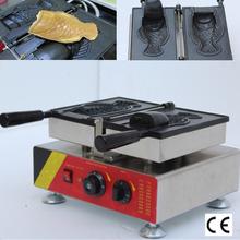 Takoyaki pancake machine fish shaped ice cream cake filling maker(China (Mainland))