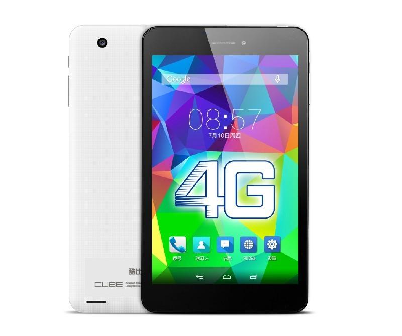 Original Cube T7 4G FDD LTE MT8752 Octa Core Tablet PC 7'' 1920x1200 JDI Retina Screen Android 4.4 Phone Call GPS 2GB/16GB