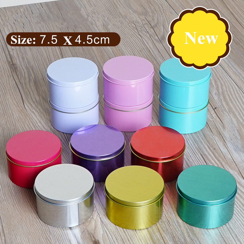 12pcs/lot Cheap Mini Tea Food Storage Box, Small Metal Coins Candy Case, Makeup Jewelry Tin Box Candy Organizer for Christmas(China (Mainland))