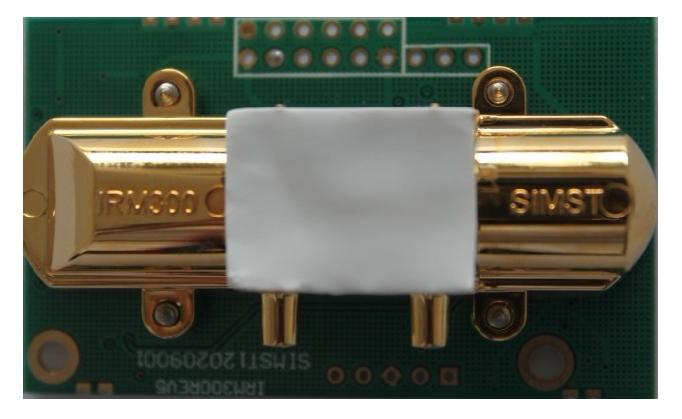 [СА] промо-бытового IRM300 двойной луч инфракрасный датчик углекислого газа датчик СО2 датчик низким ценам