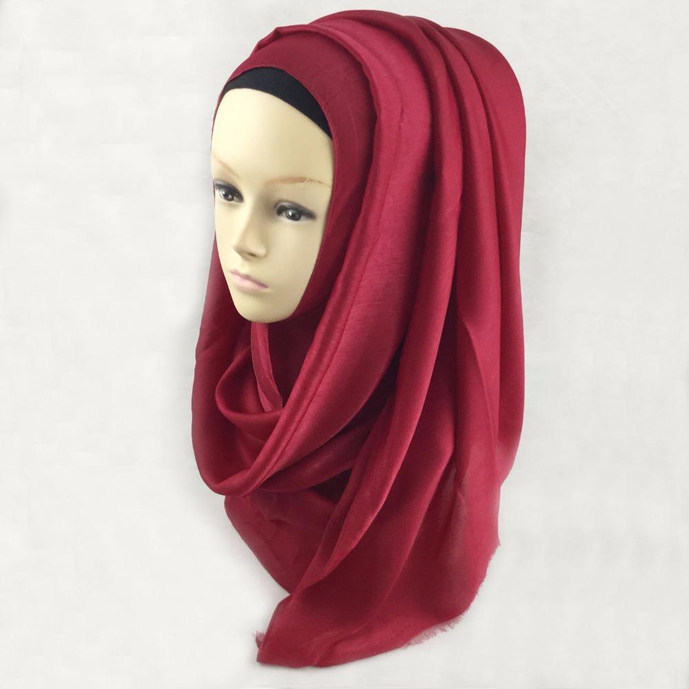 2016 top woman scarf long arab hijab silk scarves fashion shawl 180cm*70cm abaya niqab scarf hijab hat wholesale jda001(China (Mainland))