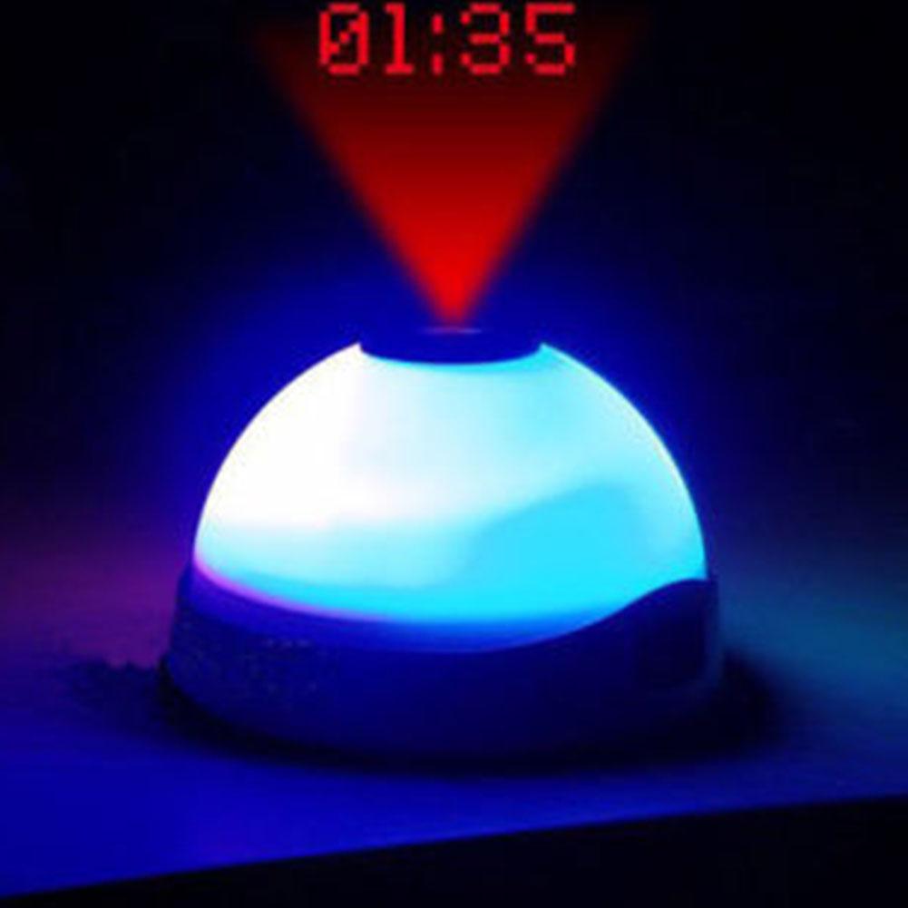 Светодиодный дисплей для детской комнаты будильник мини часы изменение цвета aeProduct.getSubject()