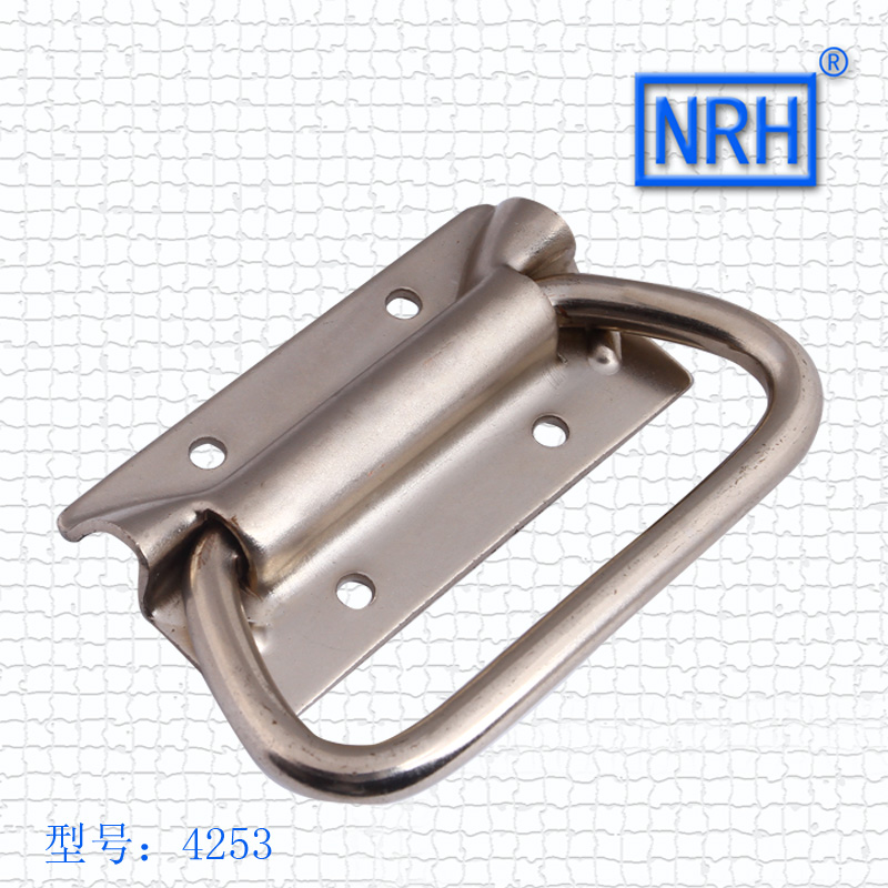 Hardware Accessories Electric Instrument Box Handle Wooden Handle Toolbox Handle 4253(China (Mainland))