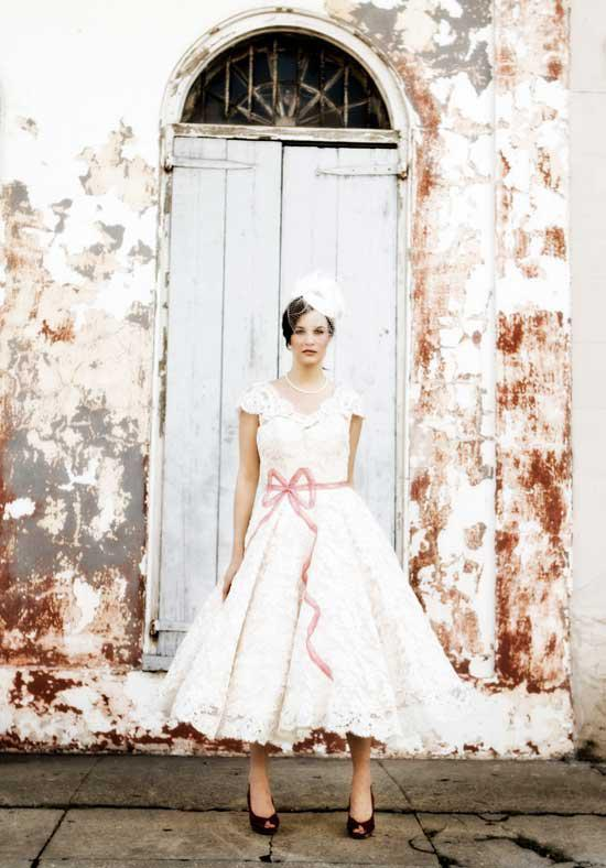 Vintage 1950s Wedding Dress 2015 - 66.9KB