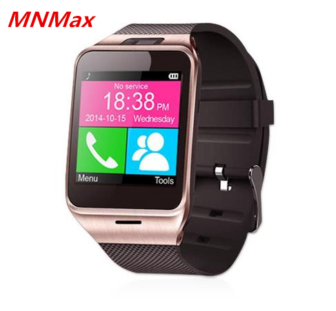 GV18 Smart Watch Bluetooth SmartWatch 1.3MP Cam Sync Call SMS for Samsung XiaoMi HTC Android(China (Mainland))