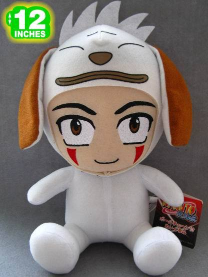 Free Shipping Naruto INUZUKA KIBA Plush Doll Toy Anime Doll Perfect Gift For Kids NAPL3359(China (Mainland))