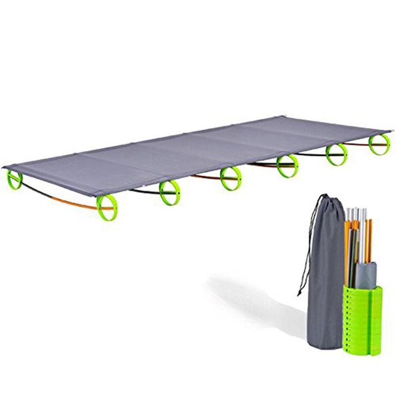 achetez en gros folding camp bed with mattress en ligne des grossistes folding camp bed with. Black Bedroom Furniture Sets. Home Design Ideas