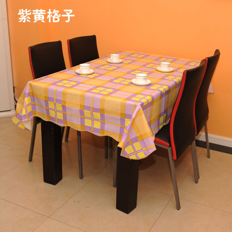 Dining table cloth table runner waterproof oil disposable pvc tablecloth table mat coffee table Coffee table tablecloth