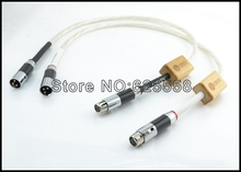 Buy FREE Viborg Nordost Odin Supreme Reference interconnects Copper Rhodium Carbon XLR cable diy cable Audiophile for $150.00 in AliExpress store