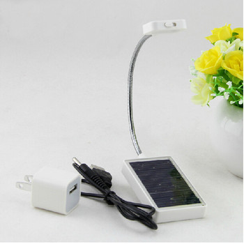 N600 multi-functional solar reading solar lamp solar energy desk lamps with USB charging free shipping