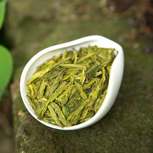 Hot Sale 10g Chinese Longjing Green Tea Long Jing Tea The China for Man And Women