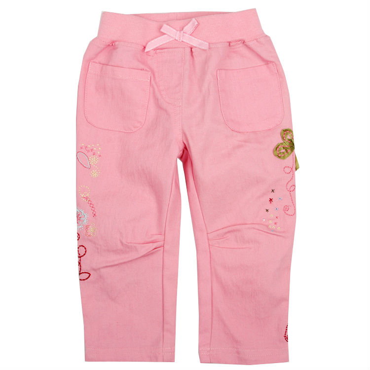 pants kids jeans child trousers pants for girls baby pants by lot brand nova pants girls children clothing new fashion G5095<br><br>Aliexpress
