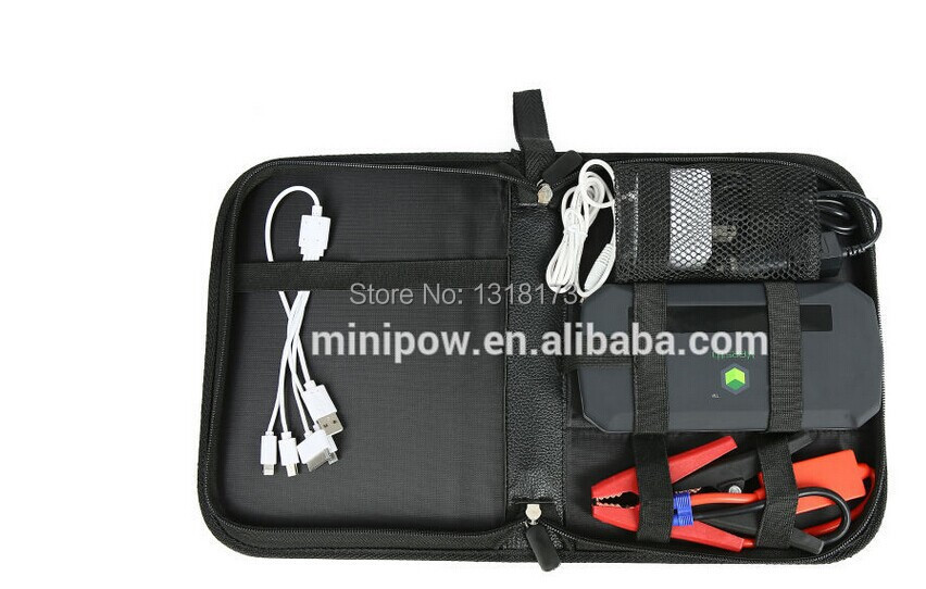 Multi-function Portable Car Jump Starter and Emergency Power Source(China (Mainland))