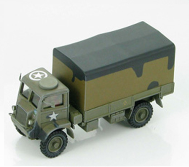 HM1: 72 HG4803 British World War II Bedford trucks model US 10th Infantry Regiment Favorites Model(China (Mainland))