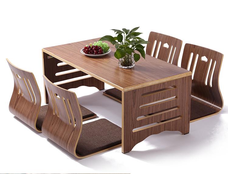 Online kopen wholesale japanese dining table and chair uit china japanese dining table and chair - Moderne eetkamer set ...