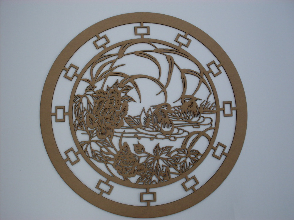 Supply lighting wood carving nonmetal laser processing(China (Mainland))