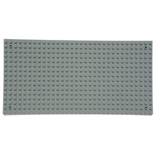 1pcs Small Blocks Base Plate 32*16 Dots 12.8*25.6 Cm building blocks DIY Baseplate For Minifigures Compatible with Legoe Blocks(China (Mainland))