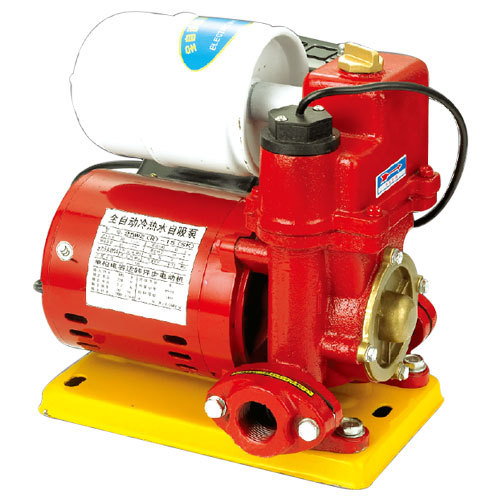 CE Approved Cool&hot self suction pump 25WZ(R)-15 220V Auto pressure control adding,use for automatic water feeding irrigation(China (Mainland))