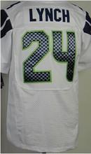 Elite American Football jersey #24 Marshawn Lynch Jersey 25 Richard Sherman Jersey 29 Earl Thomas 3 Russell Wilsons Jerseys(China (Mainland))