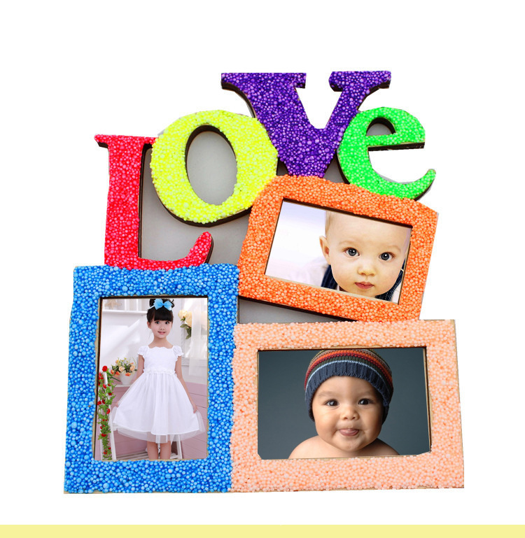 деревянная рамка для фотографий ...: ru.aliexpress.com/item/Photo-Frame-Hollow-Love-Wooden-Photo-Frame...