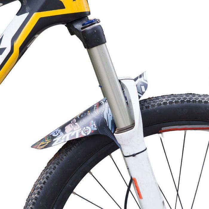 Новый горный велосипед передний задний брызговик для езды Велоспорт аксессуары