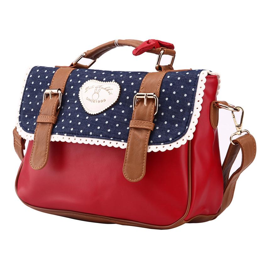 2015 Hot China Name Brand Cheap Tote Bags Women Heart Type PU Leather Handbag Korea Style Famous Designer Shoulder Messenger Bag(China (Mainland))