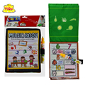 Magic Water Doodle Book with 1 Magic Pen Water Painting Board Educational Number Themed Toy for