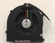 New original Laptop CPU Fan for Toshiba Satellite C600 C600D C645 C655 C650 L630 laptop fan P/N:KSB0505HB AH94 CPU cooling Fan