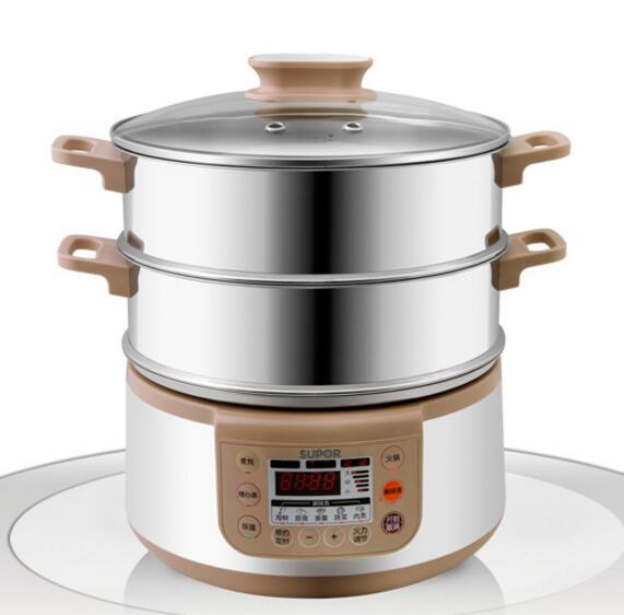 Large Electric Food Steamer ~ Electric food steamer reviews online shopping