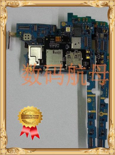 International language!Good quality Original Motherboard For Samsung note 2 i605 version free shipping
