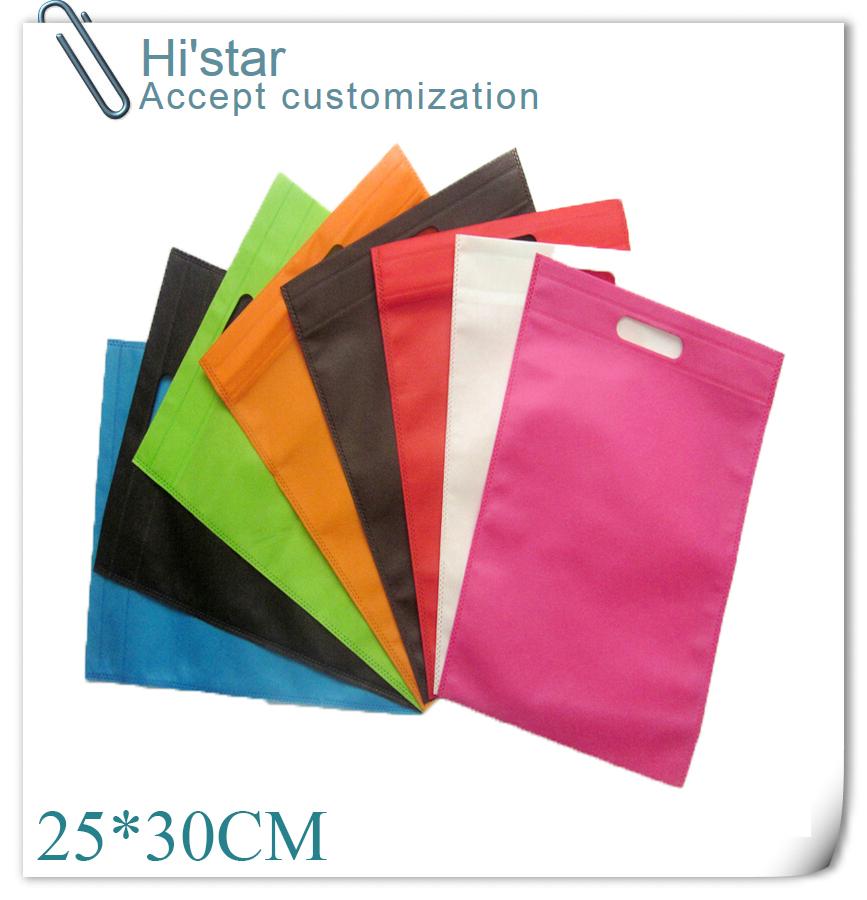 25*30cm 20 pieces/lot bags printing logo/print logo plastic bags/custom shopping bag(China (Mainland))