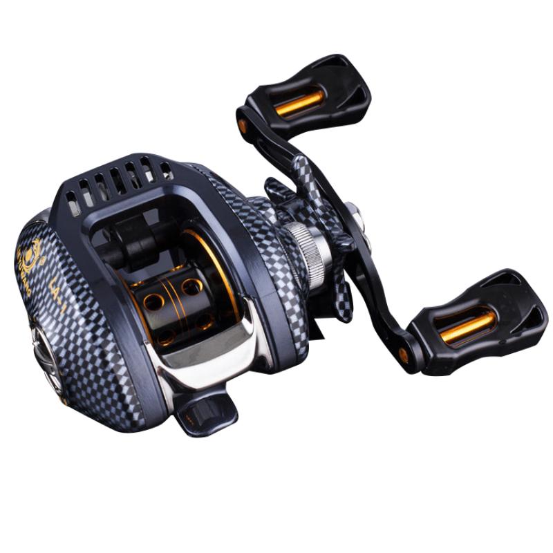 Abu garcia Metal Spinning Reel Fly reel Feeder Wheel Carp Water drop wheel 13bb 6.3:1 Fishing Reel For shimano Reel Lure wheel(China (Mainland))