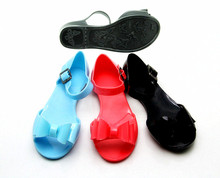 2016 New Girls Mini Melissa  PVC Sandals Chidren Jelly Shoes Infantil Baby Shoes Toddler (China (Mainland))