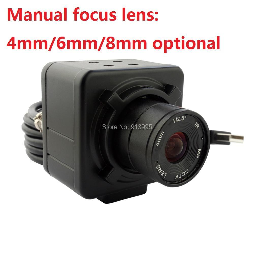 manual focus lens optional