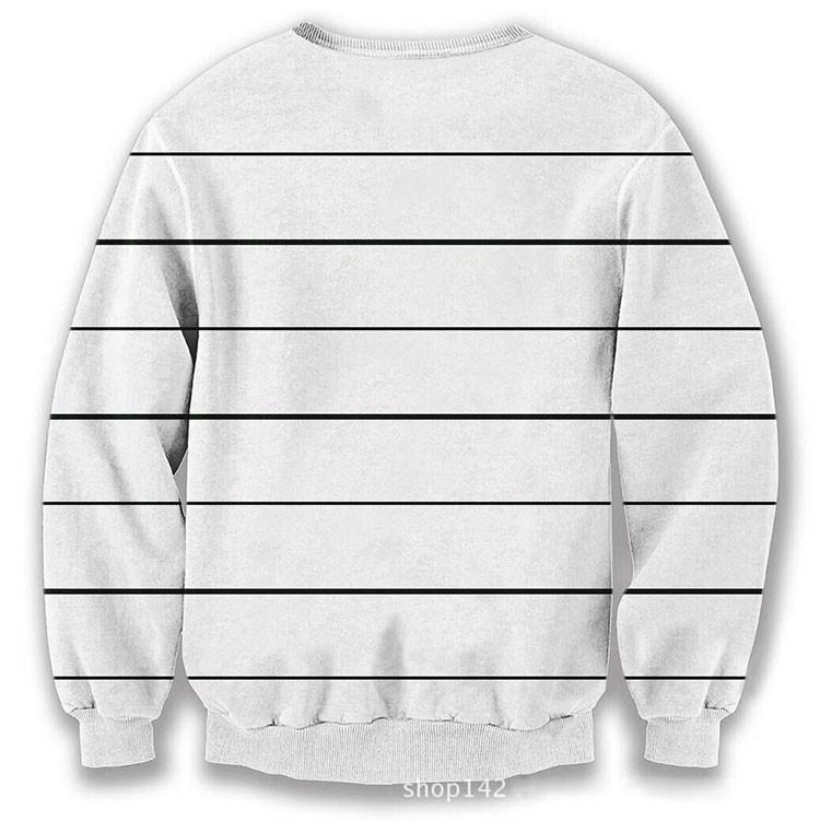 Menwomen 3d sweatshirts new designed Surprised Frankenstein hoodies funny print animals dog lion tops pullover sport tracksuits (7)