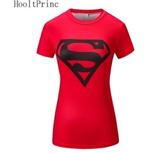 Buy AP Marvel Heroes T Shirt Women T-shirt Fashion Caption America 3D Print Avenger Compression Shirts Tops Superman Shirt Tights for $6.31 in AliExpress store