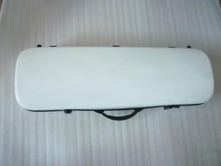 Violin glass fiber steel case violin case or box violin square portable case color(China (Mainland))