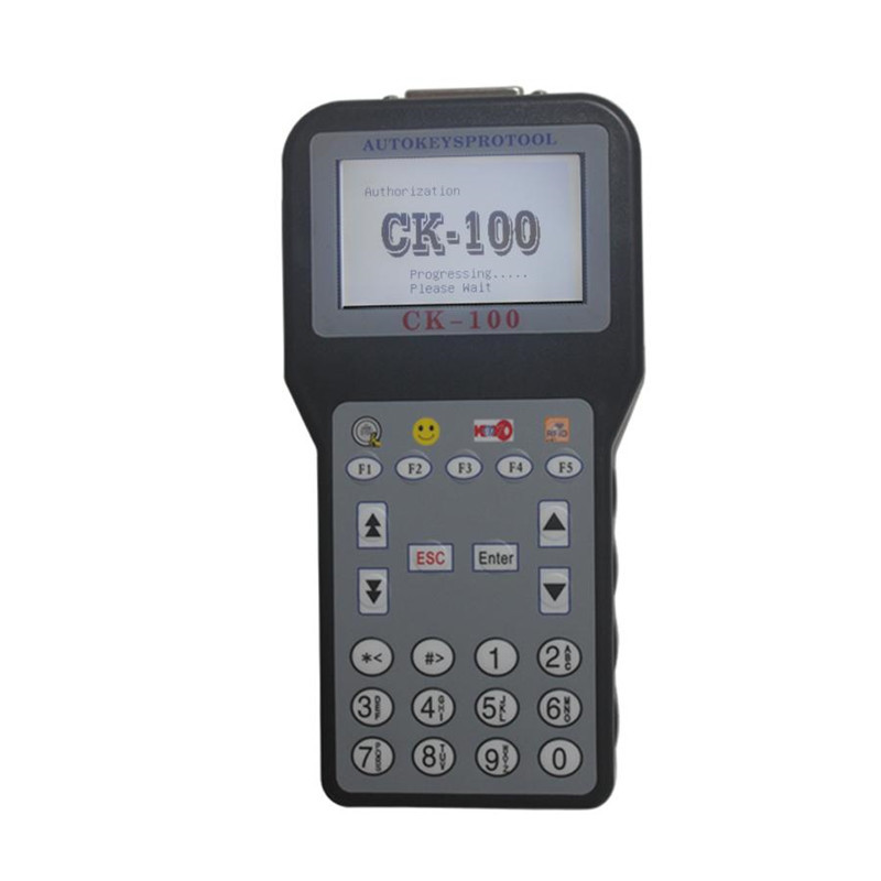 CK-100 Auto Key Programmer V99.99 Newest ck100 with 1024 tokens and Multi-language Car Key