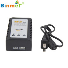 High Quality New Multifunction iMaxRC iMax B3 Pro Compact 2S 3S Lipo Balance Battery Charger EU US Plug For RC Helicopter Dec8