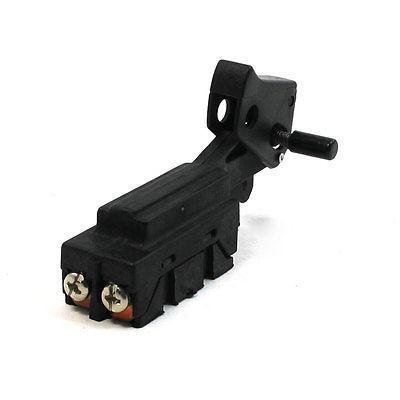 on-Lock Button SPST Trigger Switch for Power Tool Cut off Machine(China (Mainland))