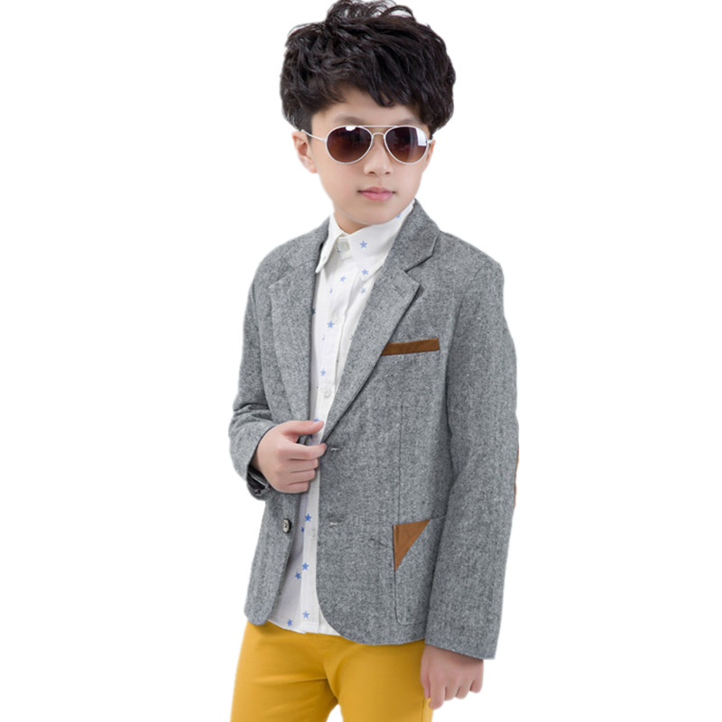 Popular Boys Casual Blazer-Buy Cheap Boys Casual Blazer Lots From China Boys Casual Blazer ...