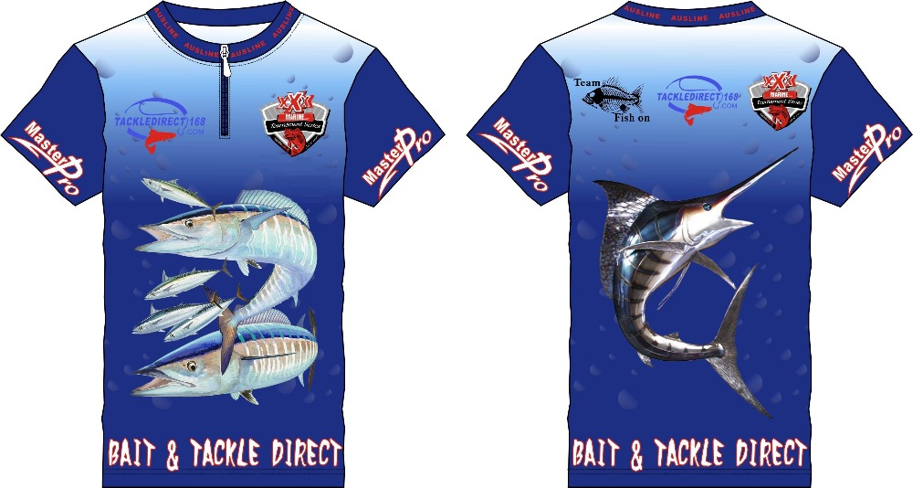 Tournament fishing shirts promotion shop for promotional for Fishing team shirts