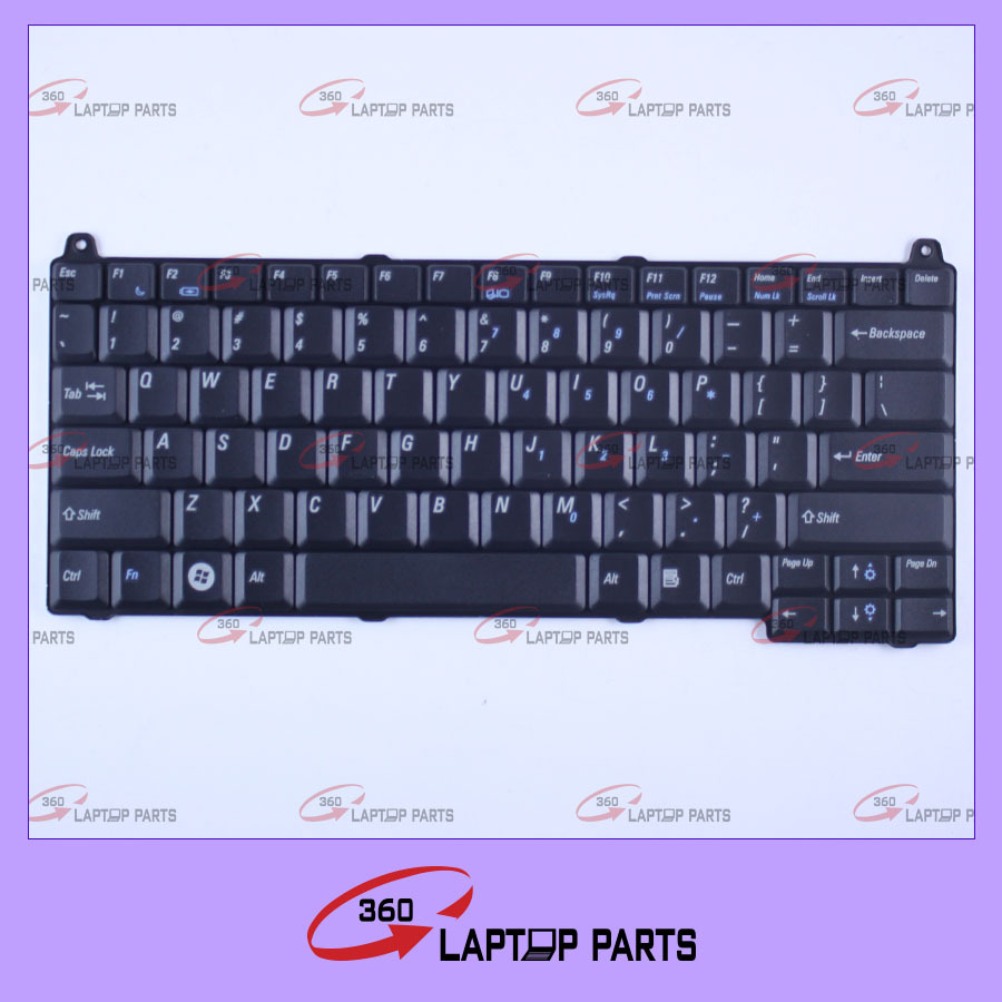 New MODEL keyboards for Dell VOSTRO 1510 1310 2510 1320 1520 US version NSK-ADV01(China (Mainland))