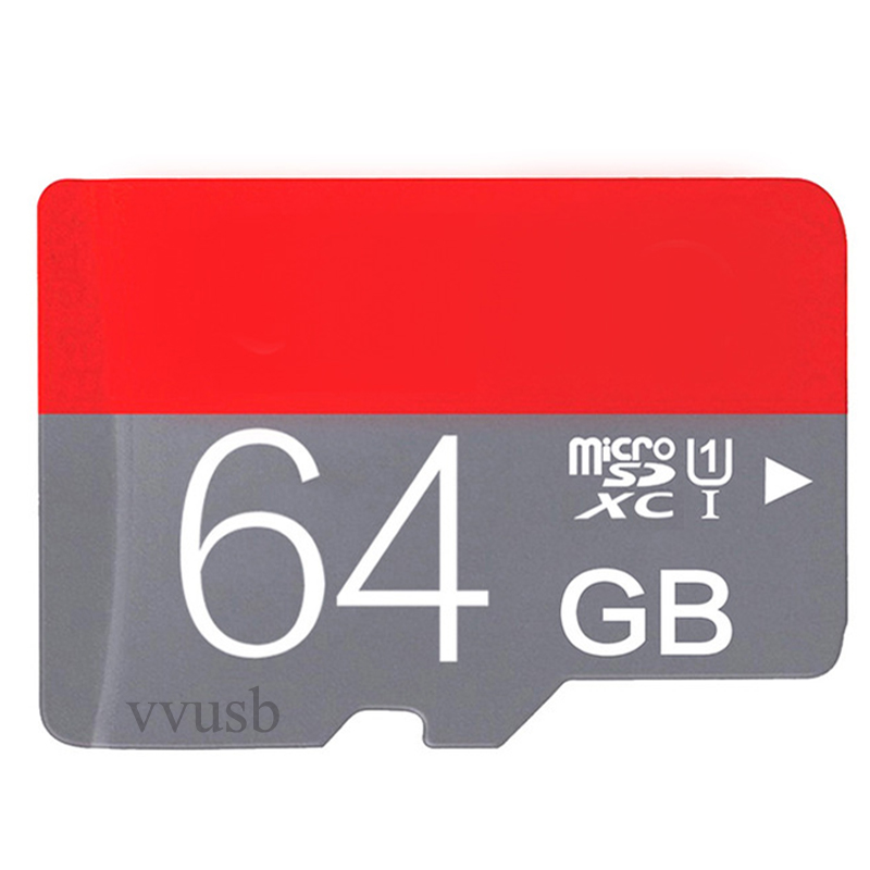 vvusb New Arrival Micro sd card 16GB Memory card 8gb/16gb/32gb/64gb class10 flash card micro SDHC/SDXC Microsd TF card full size(China (Mainland))