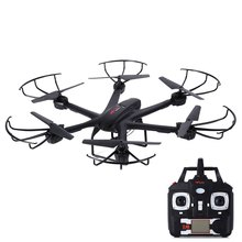 F17742/3 MJX X601H Drone FPV HD Camera RC Quadcopter WIFI APP/Transmitter Altitude Hold One Key Return Headless Helicopter RTF(China (Mainland))