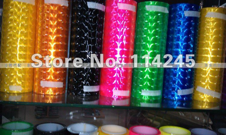cat eye Car headlight covers headlight covers tint tail lights film tint/30cmX10M/ free shipping kalawa(China (Mainland))