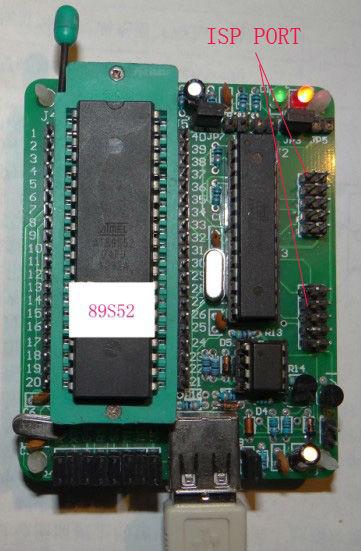 один пк AT89S52 89s51 для